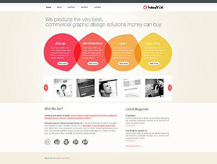 Website Template #Website design #27685