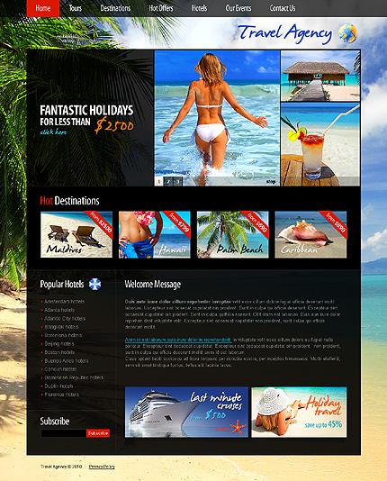 Website Template #Website design #32231