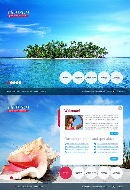 Website Template #Website design #32473