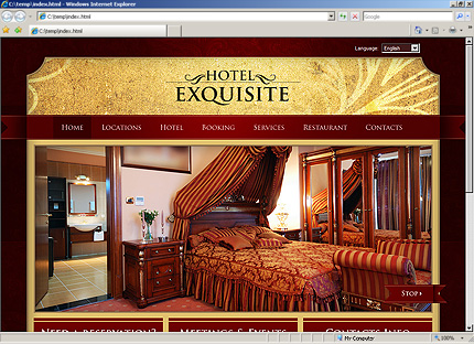 Website Template #Website design #32911