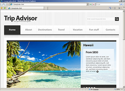 Website Template #Website design #32970