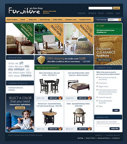 Website Template #Website design #33089