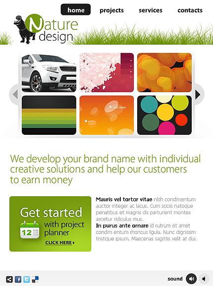 Website Template #Website design #33142