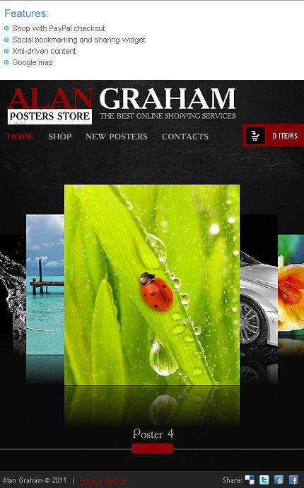 Website Template #Website design #33161