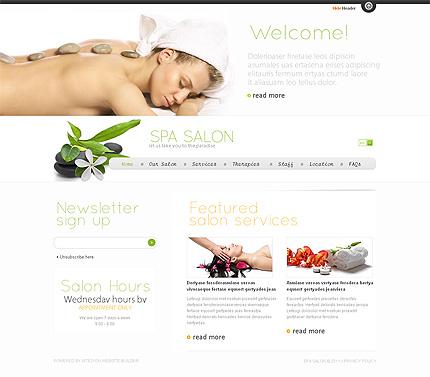 Website Template #Website design #35104