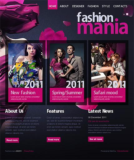 Website Template #Website design #36430
