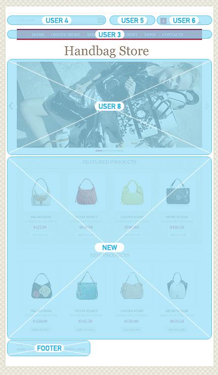 Website Template #Website design #39523