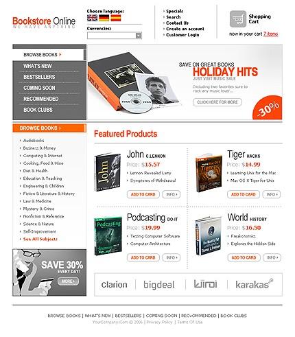 Website Template #Website design #9970