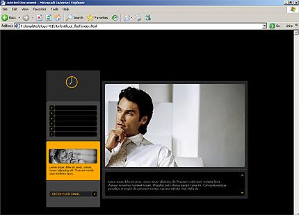 Website Template #Website design #9994