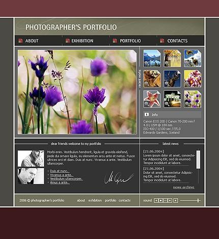 Website Template #Website design #9998