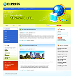 Website design #20513