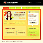 Website design #20760