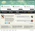 Website design #32523