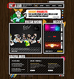 Website design #33213