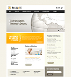 Website design #33356