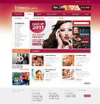 Website design #34354