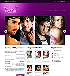Website design #37534