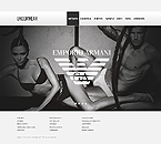 Website design #40092