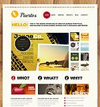 Website design #40398