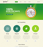 Website design #40426