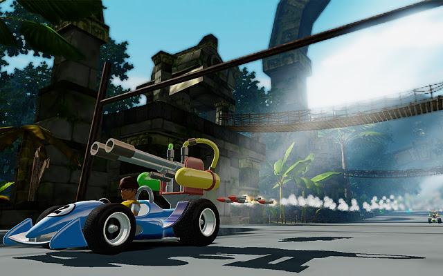 Skid-Racer